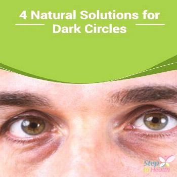 4 Natural for Circles   Dark under the can undermine self-esteem but them may be simpler than we th