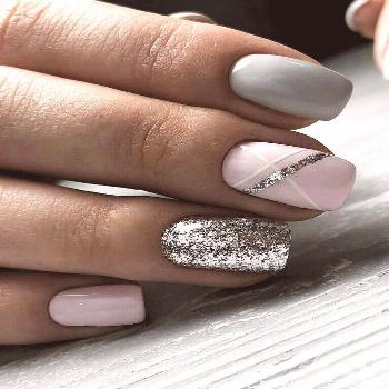 50 reasons Shellac Nail Design is the manicure you need right now - New womens hairstyles -  50 rea