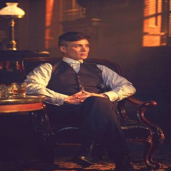 Cillian Murphy Gives You 25 Sexy Reasons to Watch Peaky Blinders