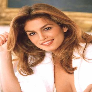 Cindy Crawford beauty icon