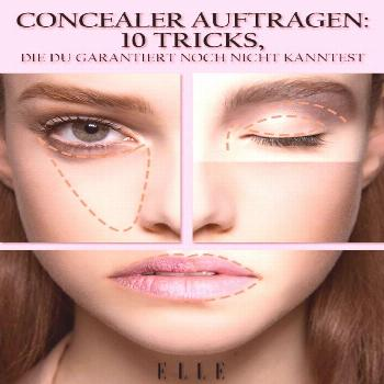 Concealer: the beauty wonder weapon against dark circles -  The concealer is the beauty tool that n