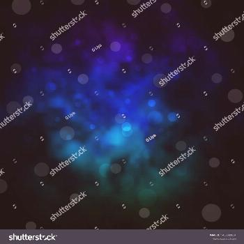 Dark Multicolor vector template with circles. Abstract illustration with colorful spots in nature s