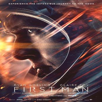 FIRST MAN - TRAILER WATCH, SUBSCRIBE & REVIEW!