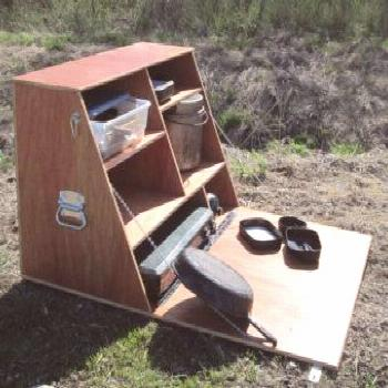 Fishing    camp kitchen ideas chuck box, light weight chuck box, chuck box camping diy, chuck box p