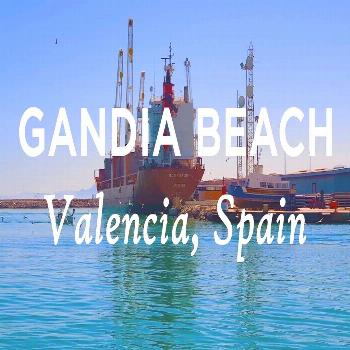 Gandia Beach, Valencia, Spain in March 2020 [4K Video]  You are in the right place about cinematogr