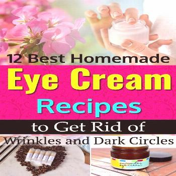 Get rid of dark circles and wrinkles effectively with these Homemade Eye Cream R...#circles