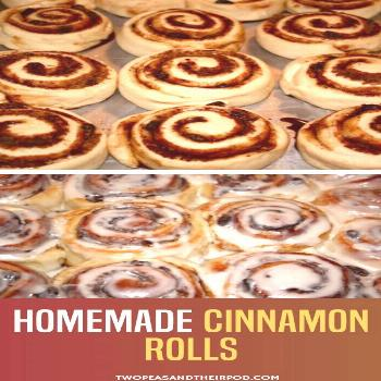 Homemade Cinnamon Rolls The best homemade Cinnamon rolls for a quick Christmas morning breakfast or