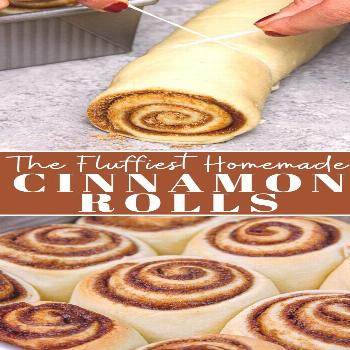 Quick Yeast Cinnamon Rolls: Ready in 1 Hour - Chelsweets