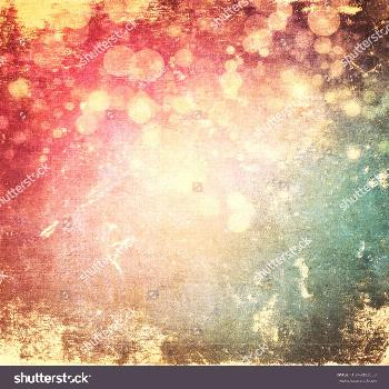 Vintage background with beige circles ,
