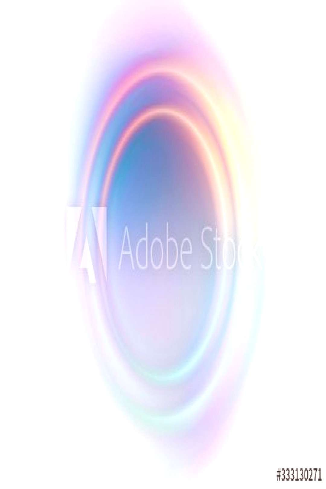 Abstract circles blurred colors background ,