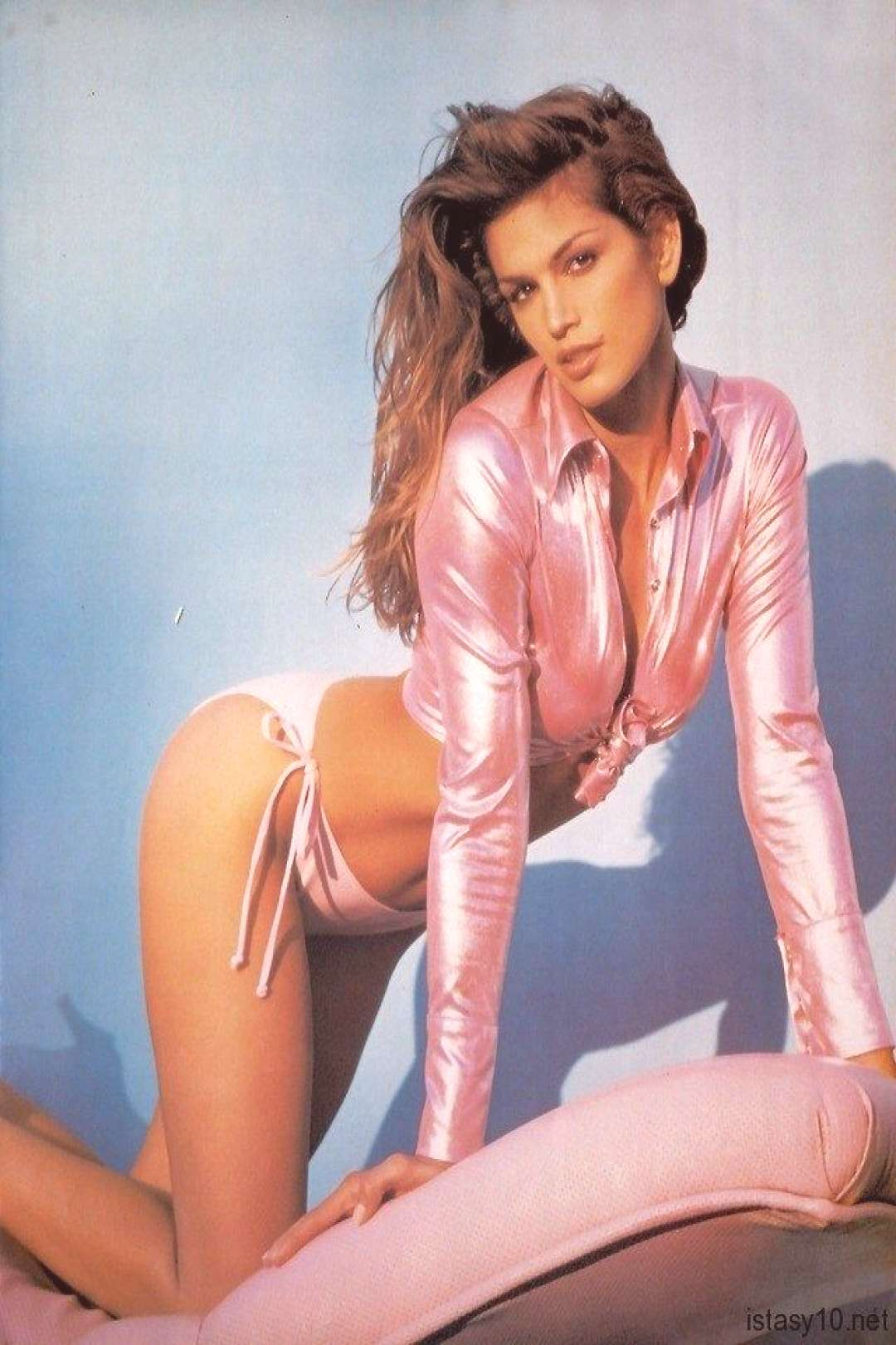 Cindy Crawford, 1994 Cynthia Ann Crawford (born February 20, 1966) is an American model and actress