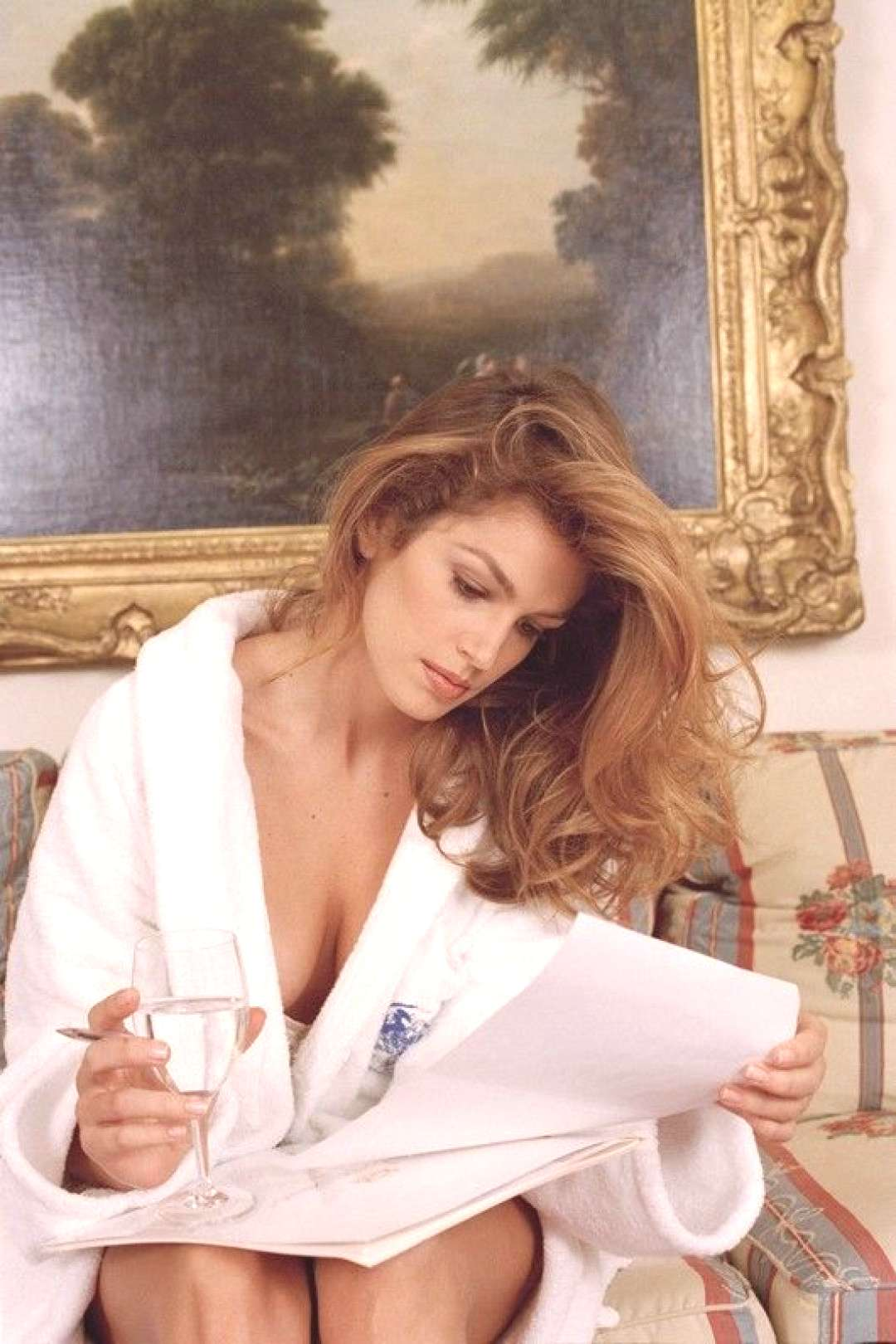 Cindy Crawford's Guide To Anti-Aging - crfashionbook