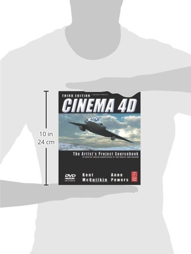 Cinema 4D, Third Edition The Artists Project Sourcebook