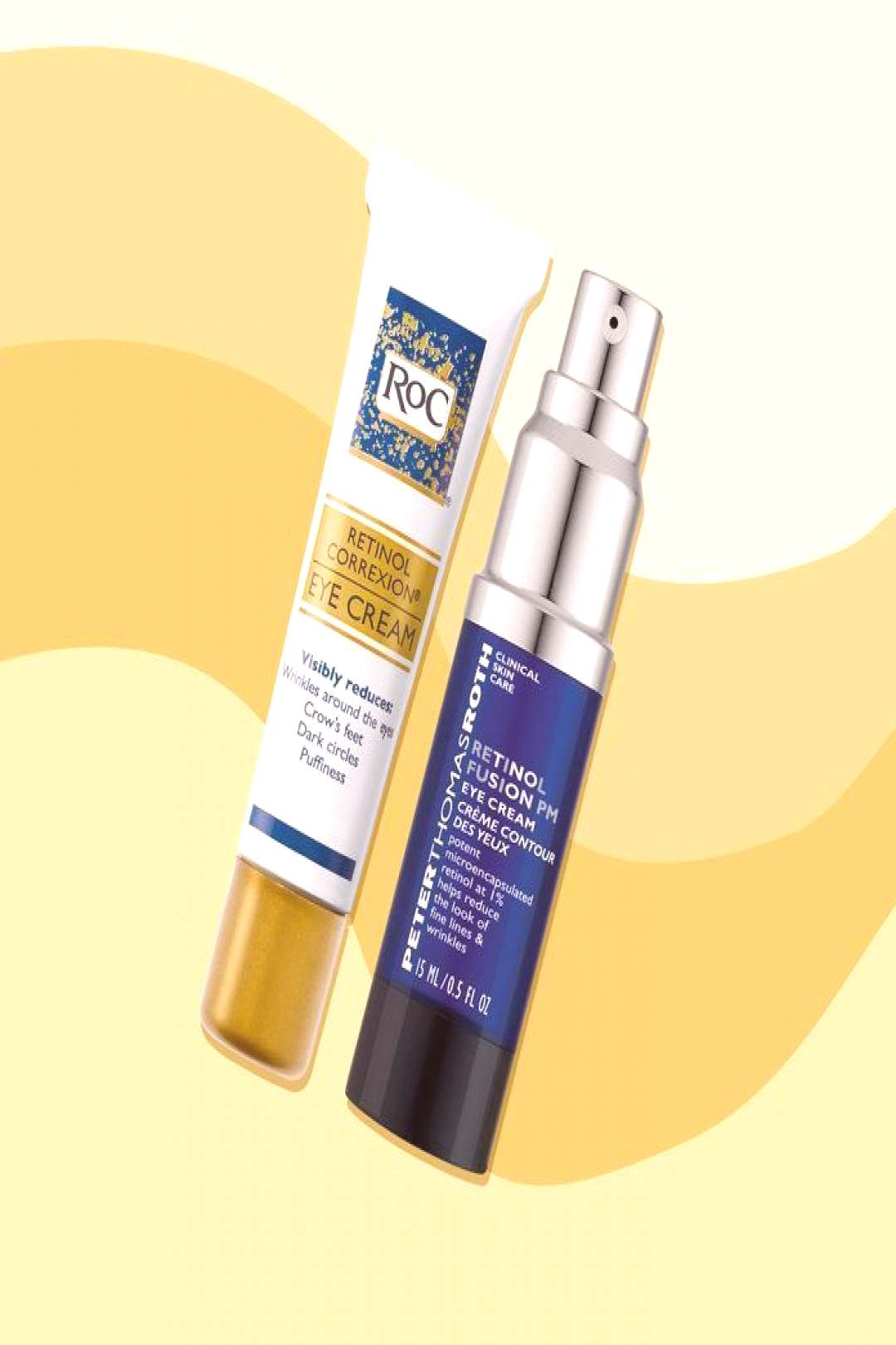 Creams For Fine Lines Best Retinol Eye Creams for Fine Lines and Wrinkles - Best Anti-Aging Eye Cre