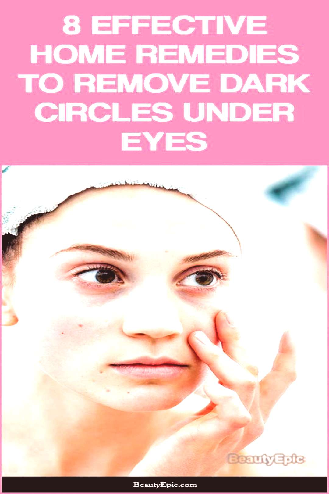 Home Remedies for Dark Circles Under Eyes Home Remedies for Dark Circles Under Eyes