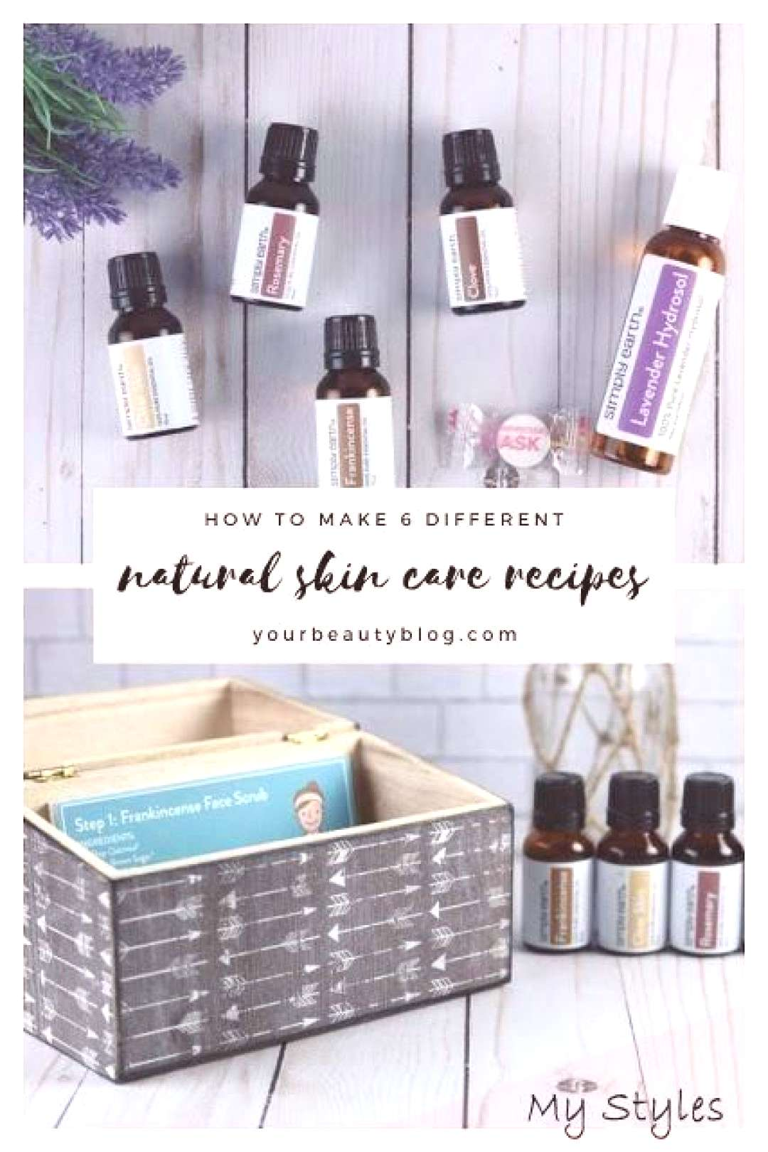 Natural Skin Care At Home 6 Easy Recipes