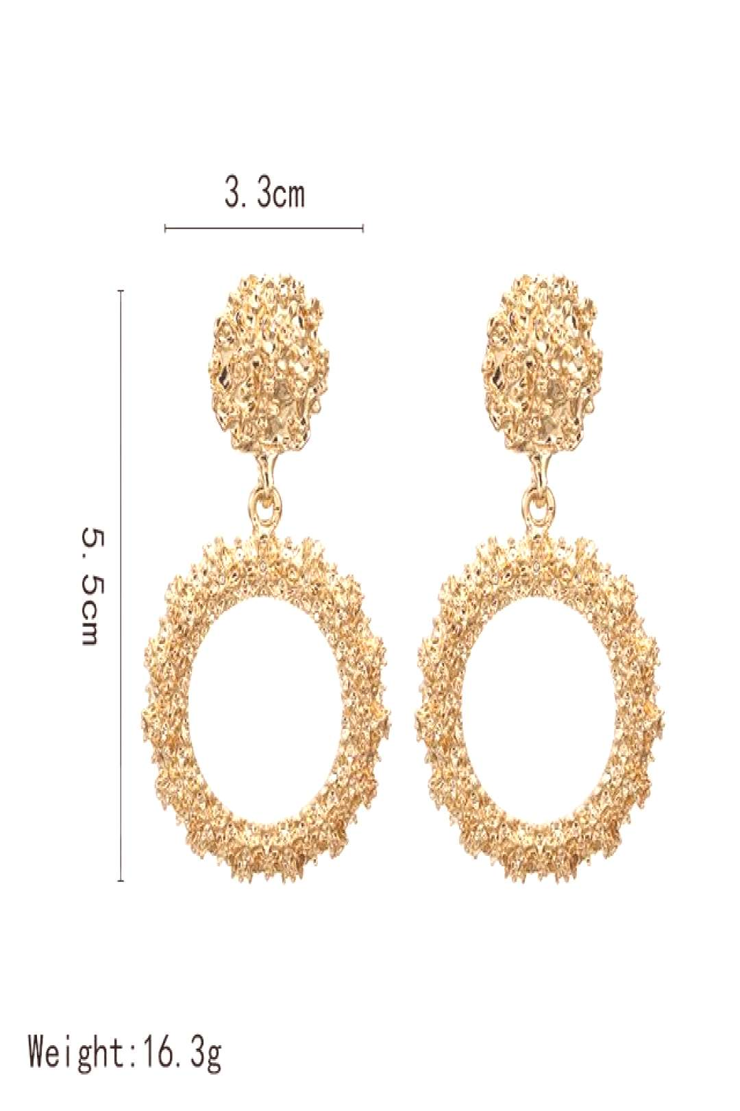 Round Earrings Circles Gold Indian + Earrings Round Circles round earrings circles gold indian | ea