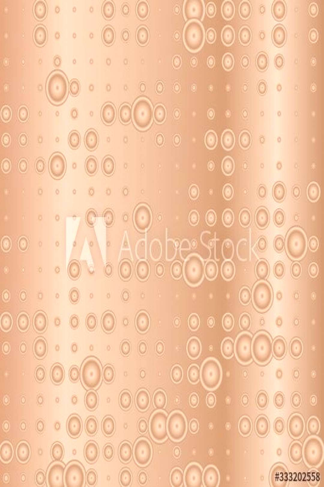 seamless pattern with circles ,