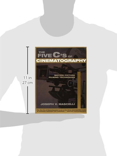 The Five Cs of Cinematography Motion Picture Filming