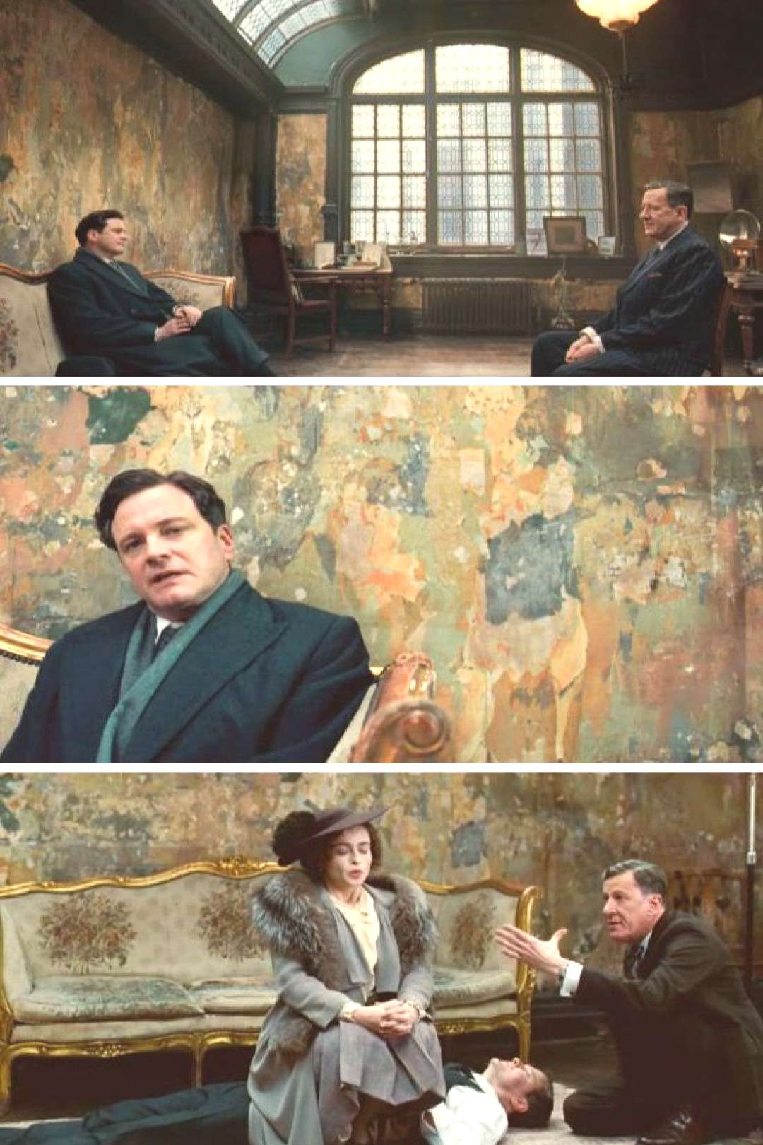 The King's Speech had the most amazing set design and cinematography!  Best Picture For  cinematogr