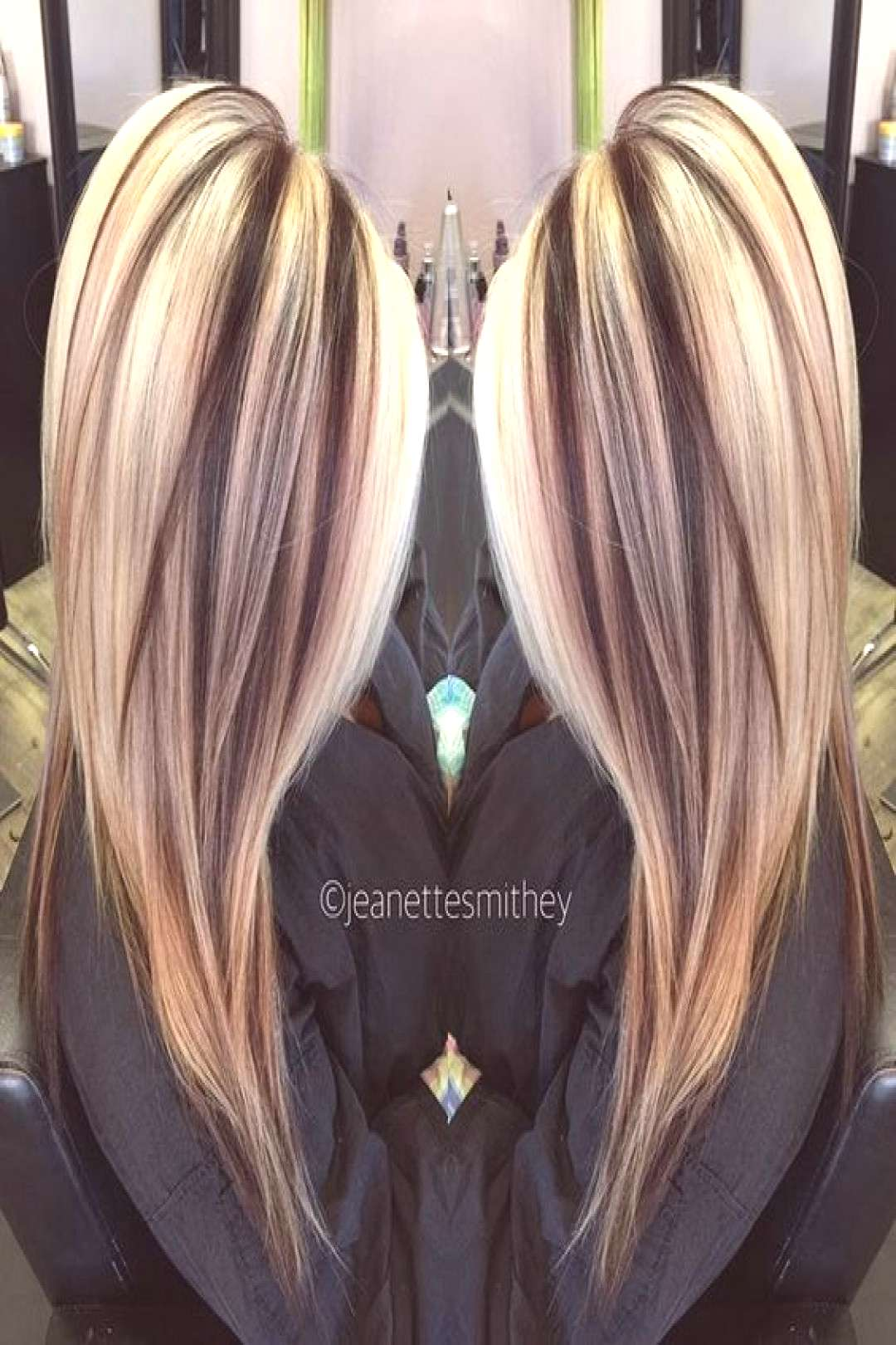 The perfect highlights and lowlights hair color - Hair Colors Ideas