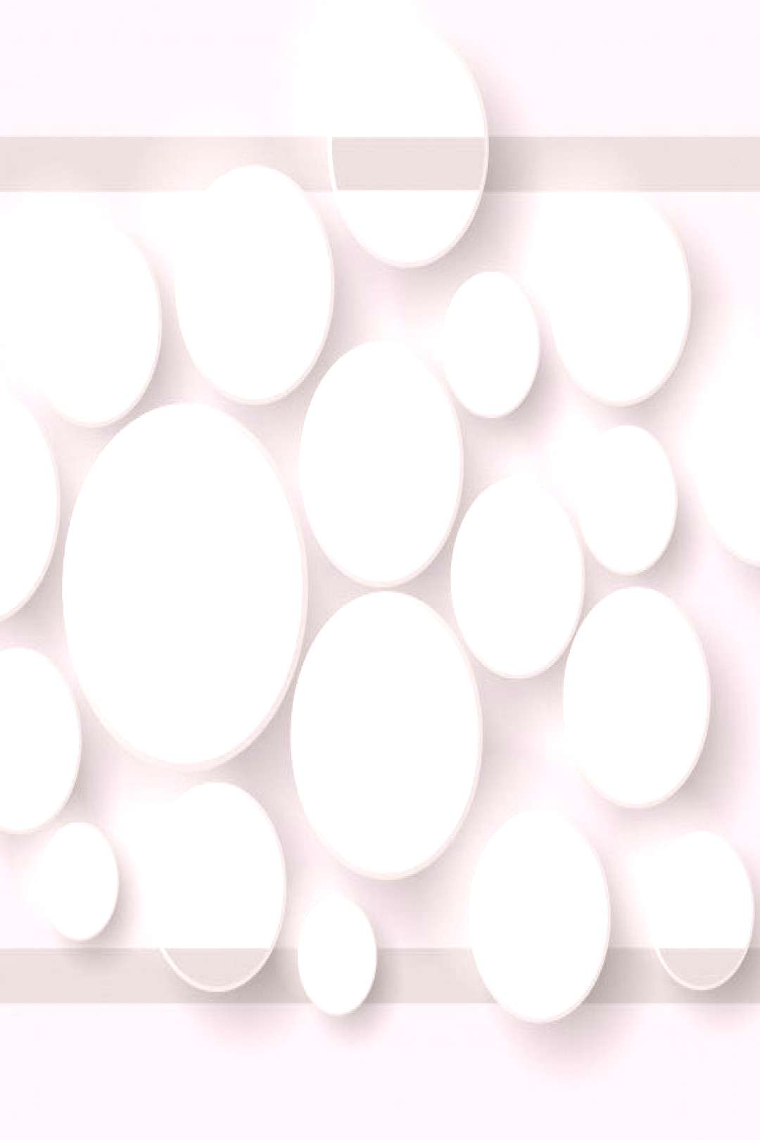 White circles background - Stock Vector ,